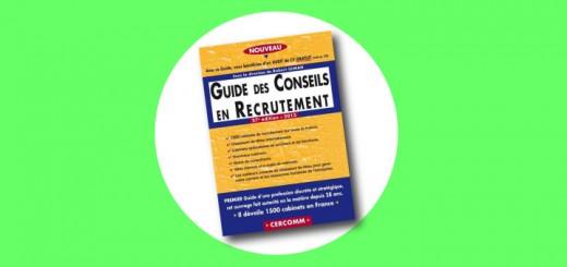 Couverture Guide des Conseils en Recrutement