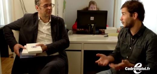 Guillaume Gibault (Le Slip Français) parle entretien d'embauche avec David Abiker